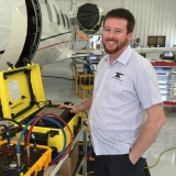 Rick Steele- Avionics Tech